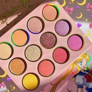 🌙New ColourPop x Sailor Moon Eyeshadow Palette🌙